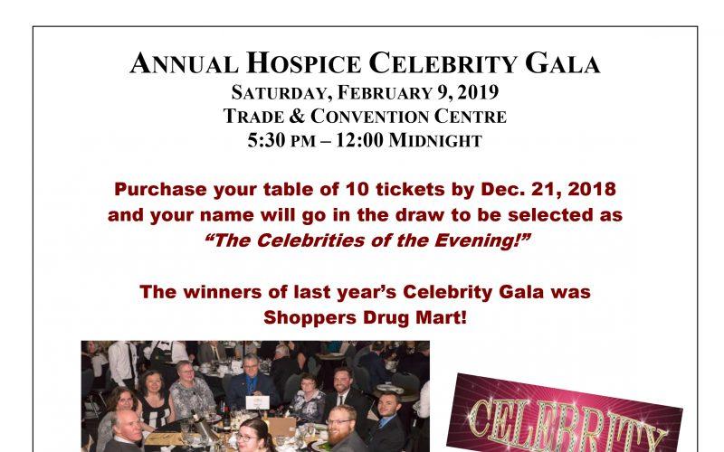 Annual Hospice Valentine Gala